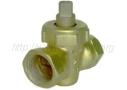 Кран пробковый проходной конусный сальниковый муфтовый 11Б6бк1 (Ру-6)