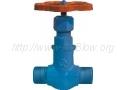 Вентиль стальной проходной сальниковый цапковый 15с11п (Ру-25)