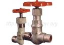 Вентиль стальной регулирующий проходной цапковый 15с92бк1 (Ру-25)