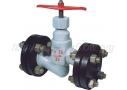 Вентиль стальной регулирующий проходной фланцевый 15с94бк1(Ру-25)