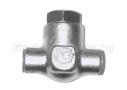 Клапан невозвратно-запорный проходной муфтовый 16с48нж (Ру-160)