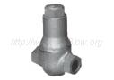 Клапан невозвратно-запорный из нержавеющей стали проходной муфтовый 16нж48нж (Ру-160)