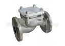 Клапан обратный подъёмный фланцевый 16с15нж (Ру-40)