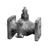 Кран шаровой проходной сальниковый фланцевый 11ч37п (Ру-10)