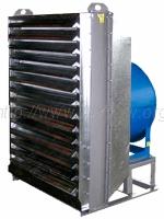 Агрегаты воздушно-отопительные типа СТД 300 и СТД 300-02